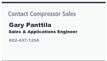 contact compressor sales
